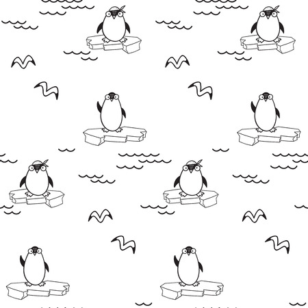 Pattern for kids, girls and boys. Vector illustration. It can be used to create prints, packaging, invitations, simple designs, gift wraps, festive decor, clothes, bags, pillows, postcards, cups Иллюстрация