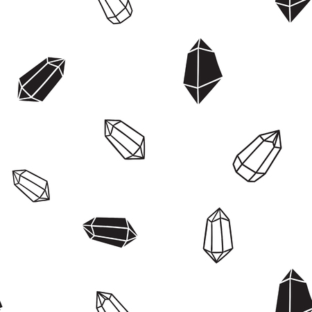 Pattern for kids, girls and boys. Vector illustration of geometric shapes 일러스트