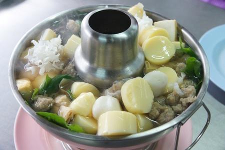 steamboat: thai food