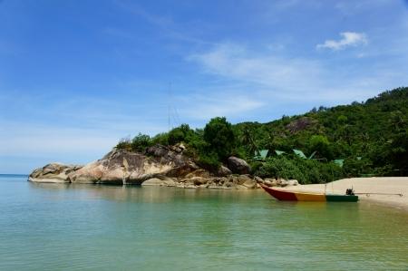 Koh Phangan Island, Thailand Stock Photo - 13837623