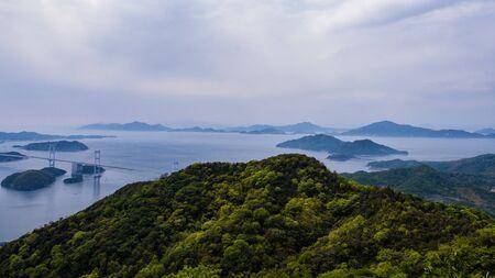 Mt.Kiro Observatory Park in Japan.