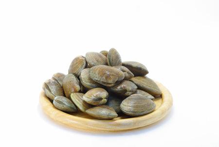 prepared shellfish: Clam short-necked