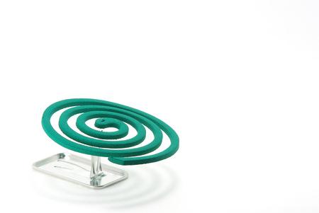 repellant: Mosquito-repellent incense Stock Photo