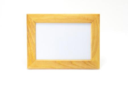Wooden photoframe