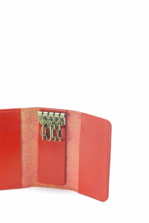 key ring: Key ring Stock Photo