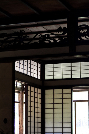 Interior of Japanese Style Room
