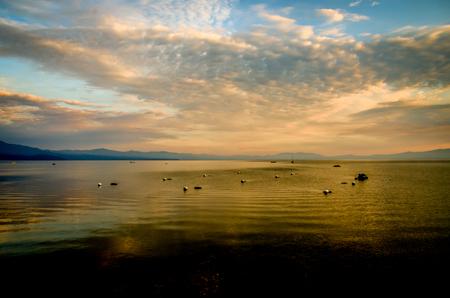 lake tahoe: Lake Tahoe, California