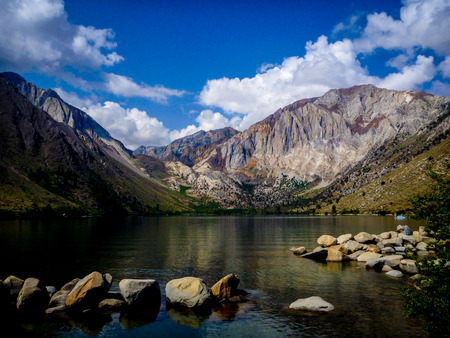 convict: Convict Lake, California