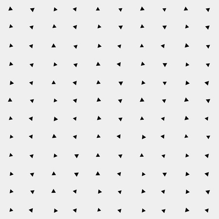 trendy tissue: Pattern geometric, background triangle, retro vintage design vector minimalistic monochrome