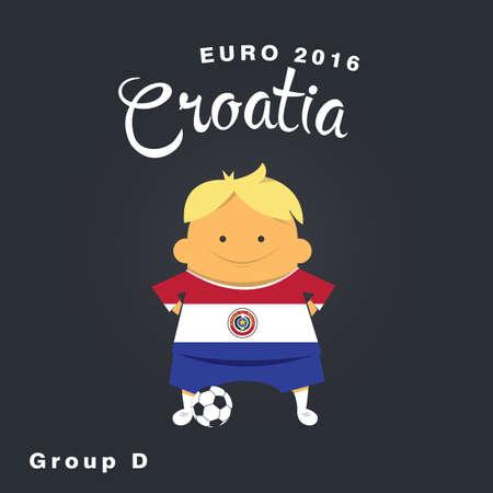 finalist: Euro 2016 championship icon, Croatia, group D.