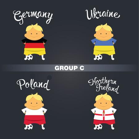 championship icon, France, group C