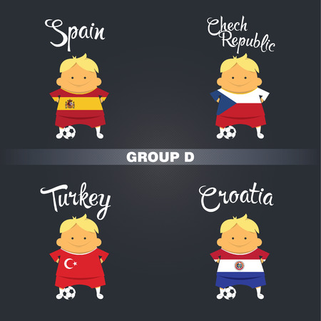 finalist: championship icon, France, group D