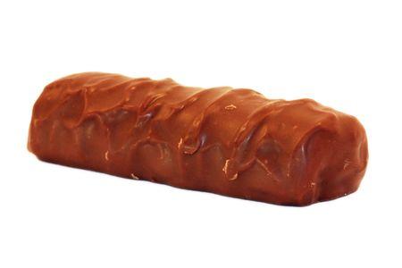 shit: Candy bar Stock Photo