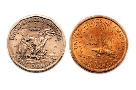 american silver eagle: Silver dollor comparison