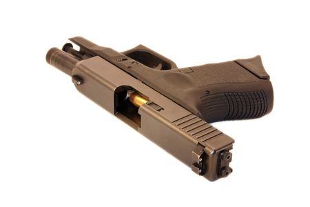 chambered: Chambered gun
