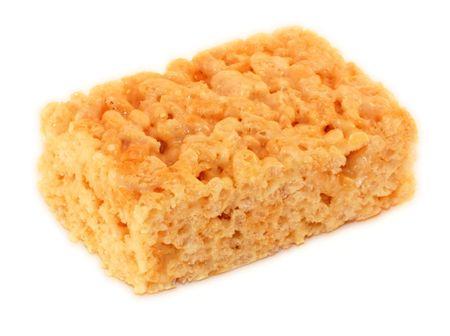 baked treat: Rice crispy treat