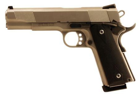 45 ammo: Pistol