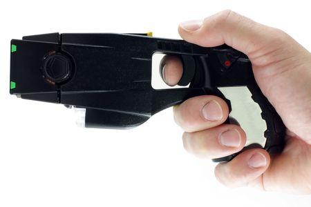 trooper: Taser gun