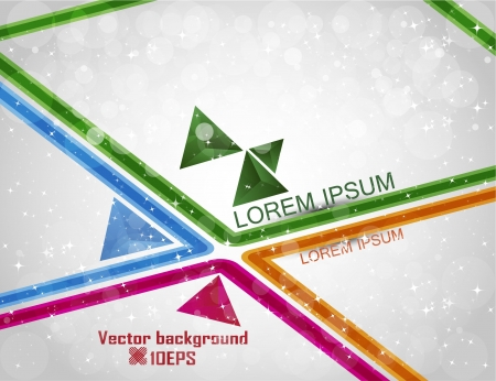 Abstract Background Vector Stock Vector - 17031536