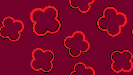 piece of red pepper on a red background, vector illustration, pattern. pepper to add to dishes. decor and wallpaper, kitchen, cooking areas.