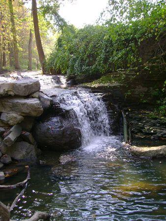 ny: upper buttermilk falls state park Ithaca NY