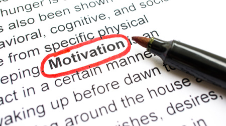 Motivation explanation with heading circled in red