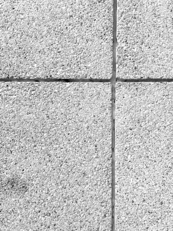 wash stone wall on black and white background texture