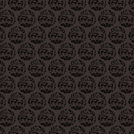 A Classic Chinese Wallpaper Pattern Stock Vector