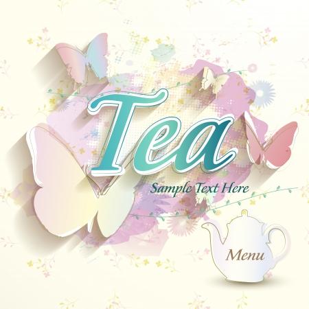 vector coffee shop menu cover design template