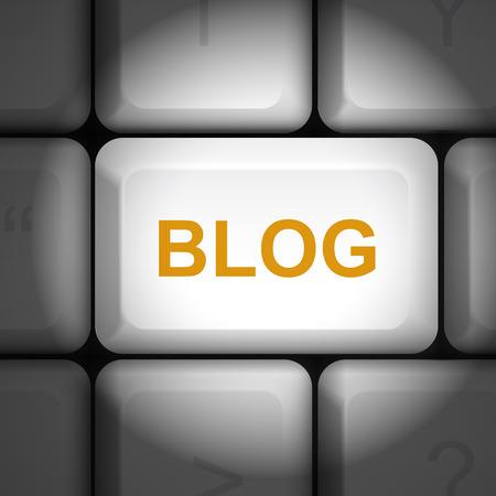 enter key: message on keyboard enter key, for blog concepts