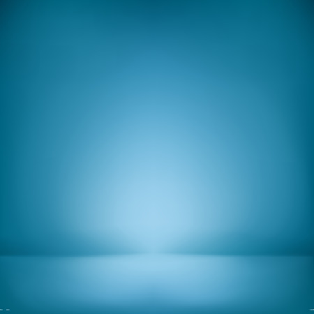 studio: Abstract illustration background texture of gradient wall and flat floor in empty spacious room interior