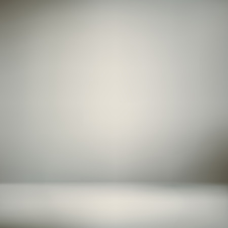 spacious: Abstract illustration background texture of gradient wall and flat floor in empty spacious room interior