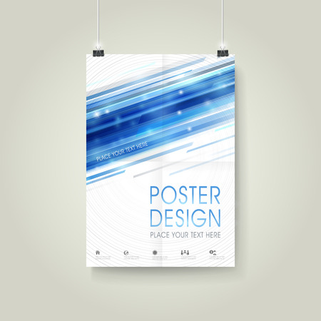 high speed internet: abstract technology background design for poster template