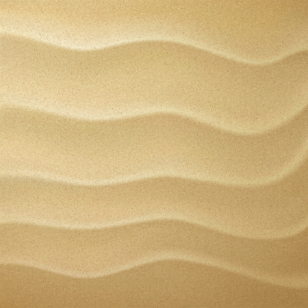 close-up look at sand pattern of beach or desert background