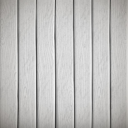 close-up look at white wooden plank texture background