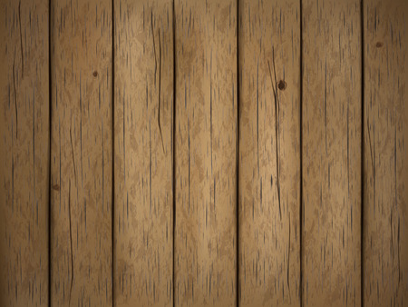 siding: close-up look at wooden plank texture background Illustration