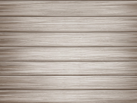 close-up look at wooden plank texture background Illustration