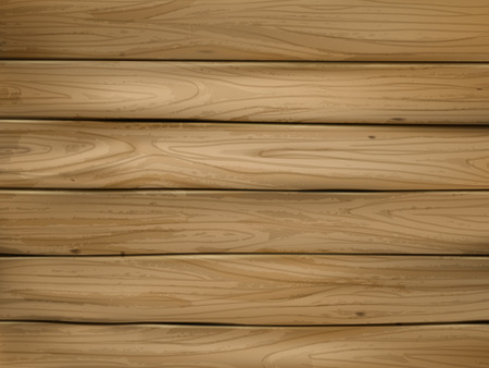 veneer: close-up look at wooden plank texture background Illustration