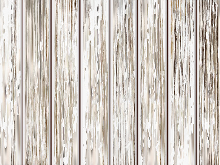closeup: close-up look at retro white wooden texture background