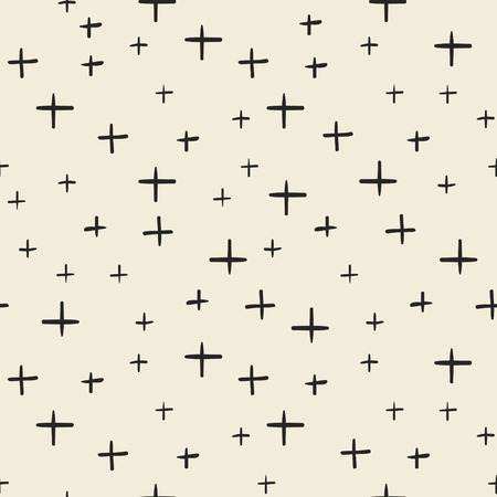 abstract stylish seamless pattern background in beige color