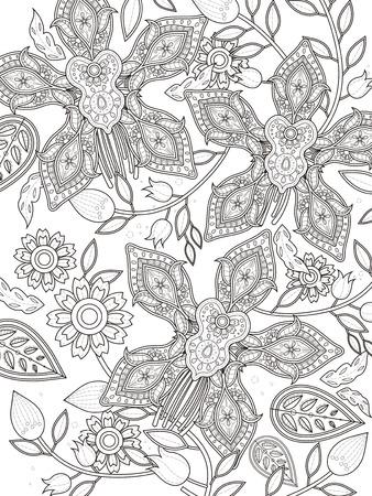Berühmt Orchidee Malvorlagen Ideen - Ideen färben - blsbooks.com