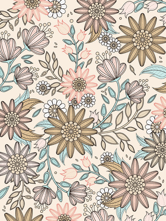 softly: romantic and elegant floral coloring page in exquisite line