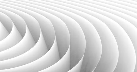 blatt: 3D-Rendering-wellige Papierbögen, Papier Textur Hintergrund für Design