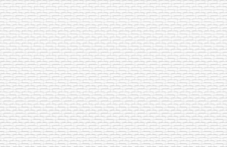 Blank fiber surface, interlaced structure pattern in 3d render Foto de archivo - 97268667