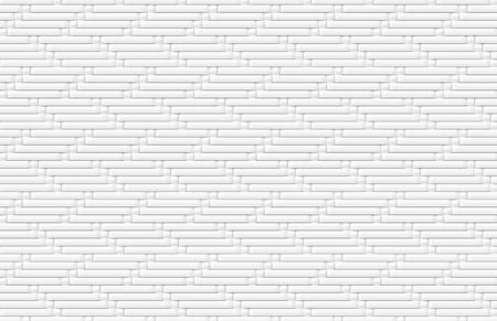 Blank fiber surface, interlaced structure pattern in 3d render, bird's eye weave Foto de archivo - 97268920