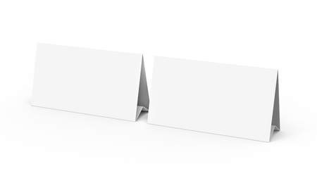 graphic about Printable Tent Card known as Blank paper tent template, white tent playing cards mounted with vacant place..