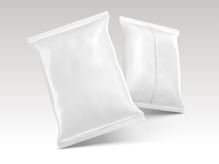Blank chip packages design