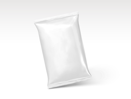 Blank chip package design