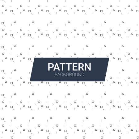 Abstract minimal pattern.
