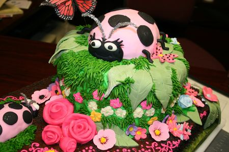 Birthday Cake Banco de Imagens